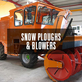 Snow Ploughs and Blowers